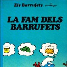 Cómics: COMIC COLECCIO BARRUFETS LA FAM DELS BARRUFETS. Lote 262754850