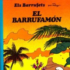 Cómics: COMIC COLECCIO BARRUFETS EL BARRUFAMON. Lote 262754915