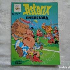 Cómics: GOSCINNY / UDERZO. ASTERIX EN BRETAÑA. 1997. Lote 262776020