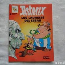 Cómics: GOSCINNY / UDERZO. LOS LAURRELES DEL CÉSAR. 1997.. Lote 262777670