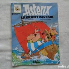 Cómics: GOSCINNY / UDERZO. LA GRAN TRAVESÍA. 1997. TRADUCCIÓN DE VÍCTOR MORA.. Lote 262778650