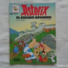 Cómics: GOSCINNY /UDERZO. EL ESCUDO ARVERNO. 1997. TRADUCCIÓN DE VÍCTOR MORA.. Lote 262782055