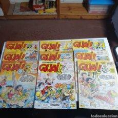 Cómics: 9 COMICS, GUAI!, LOS FOTOGRAFIADOS.. Lote 262819540