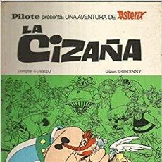 Cómics: ASTERIX. LA CIZAÑA TAPA DURA – 1 ENERO 1970. Lote 262913075