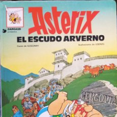 Cómics: EL ESCUDO ARVERNO (ASTÉRIX). Lote 262916245