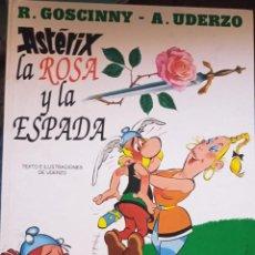 Cómics: LA ROSA Y LA ESPADA. Lote 262917665
