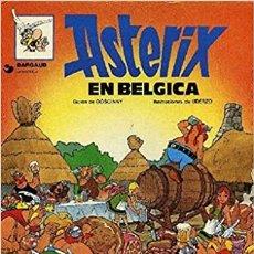 Cómics: ASTERIX: ASTERIX EN BELGICA. Lote 262920820