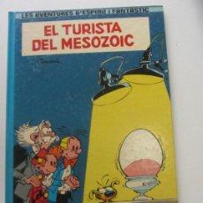 Cómics: LES AVENTURES D' ESPIRU I FANTASTIC Nº 2 EL TURISTA DEL MESOZOIC EN CATALA GRIJALBO E6. Lote 262988270