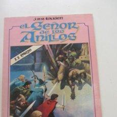 Cómics: EL SEÑOR DE LOS ANILLOS II PARTE - TOUTAIN EDITOR RÚSTICA LUIS BERMEJO E8. Lote 262988920