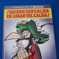 Fumetti: IZNOGUD Nº 11 - GOSCINNY / TABARY - GRIJALBO. Lote 263013595
