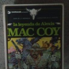Cómics: LA LEYENDA DE ALEXIS MAC COY 1 GRIJALBO DARGAUD. Lote 263036800