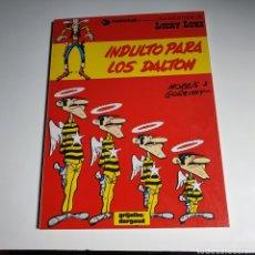 Cómics: CÓMIC, DE LUCKY LUKE, INDULTO PARA LOS DALTON. Lote 263120375