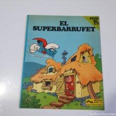Cómics: CÓMIC, EL SUPERBARRUFET.. Lote 263175055