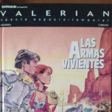 Cómics: VALERIAN - #7 - LAS ARMAS VIVIENTES- MEZIERES Y CHRISTIN - T.DURA -GRIJALBO 1982-FN. Lote 263188375