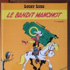 """Cómics: DESCATALOGADO-LUCKY LUCKE """"LE BANDIT MANCHOT"""" FRANCÉS AÑOS 80 DARGAUD -BUEN ESTADO. Lote 263189860"""