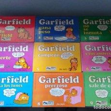 Cómics: GARFIELD 30 COMICS JIM DAVIS EDICIONES JUNIOR SA GRIJALBO. Lote 263198420