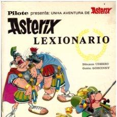 Cómics: COMIC ASTERIX LEXIONARIO (EN GALLEGO) - MAS-IVARS EDITORES. Lote 263204355