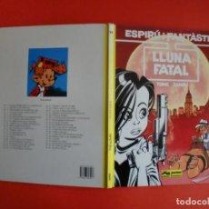 Cómics: ESPIRÚ I FANTASTIC LLUNA FATAL TOME JANRY JUNIOR GRIJALBO MONDADORI 1996. Lote 263267260