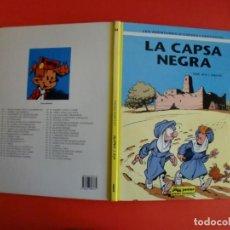 Cómics: ESPIRÚ I FANTASTIC LA CAPSA NEGRA NIC I CAUVIN JUNIOR GRIJALBO MONDADORI 1996 NUM. 44. Lote 263268895