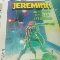 Comics: JEREMIAH. UN COBAYA PARA LA ETERNIDAD. Lote 263300720