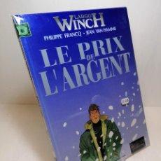 Cómics: COMIC LE PRIX DE L'ARGENT LARGO WINCH PHILIPPE FRANCQ Y JEAN VAN HAMME. Lote 263557025