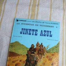 Cómics: TENIENTE BLUEBERRY Nº 14: JINETE AZUL - GRIJALBO DARGAUD. Lote 263801690