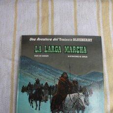 Cómics: TENIENTE BLUEBERRY Nº 20: LA LARGA MARCHA- GRIJALBO DARGAUD. Lote 263802150