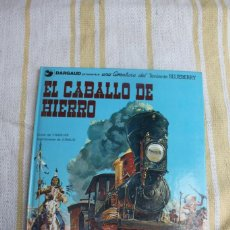 Cómics: TENIENTE BLUEBERRY Nº 3: EL CABALLO DE HIERRO- GRIJALBO DARGAUD. Lote 263802190