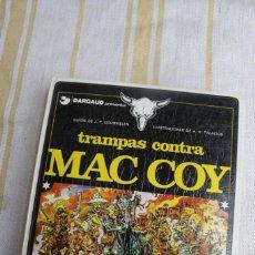 Fumetti: MAC COY Nº 3: TRAMPAS CONTRAL MAC COY- GRIJALBO DARGAUD. Lote 263802750