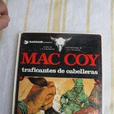 Fumetti: MAC COY Nº 7: TRAFICANTES DE CABELLERAS - GRIJALBO DARGAUD. Lote 263803000