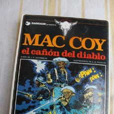 Fumetti: MAC COY Nº 9: EL CAÑON DEL DIABLO - GRIJALBO DARGAUD. Lote 263803190