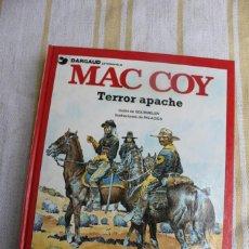 Comics: MAC COY Nº 17: TERROR APACHE - GRIJALBO DARGAUD. Lote 263803275