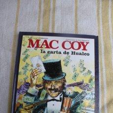 Cómics: MAC COY Nº 19: LA CARTA DE HUALCO - GRIJALBO DARGAUD. Lote 263803365