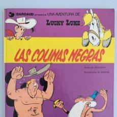 Cómics: LUCKY LUKE - LAS COLINAS NEGRAS - GRIJALBO DARGAUD NUMERO 11. Lote 263944575