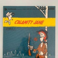 Cómics: LUCKY LUKE - CALAMITY JANE - GRIJALBO DARGAUD NUMERO 25. Lote 263945030