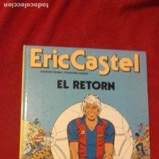 Cómics: ERIC CASTEL 10 - EL RETORN - REDING & HUGUES - CARTONE - EN CATALAN. Lote 264822639