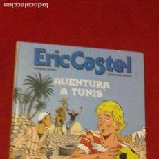 Cómics: ERIC CASTEL 13 - AVENTURA A TUNIS - REDING & HUGUES - CARTONE - EN CATALAN. Lote 264823184