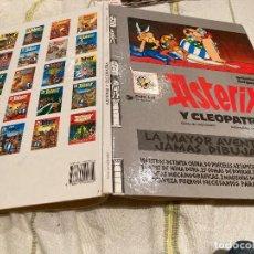Cómics: ASTERIX Y CLEOPATRA, Nº 7 GRIJALBO 1990, - TAPA DURA. Lote 265511984