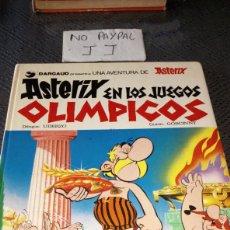 Cómics: ASTERIX EN LOS JUEGOS OLÍMPICOS 5 VER FOTOS ESTADO FALTA PRIMERA PÁGINA PRESENTACIÓN. Lote 266317348