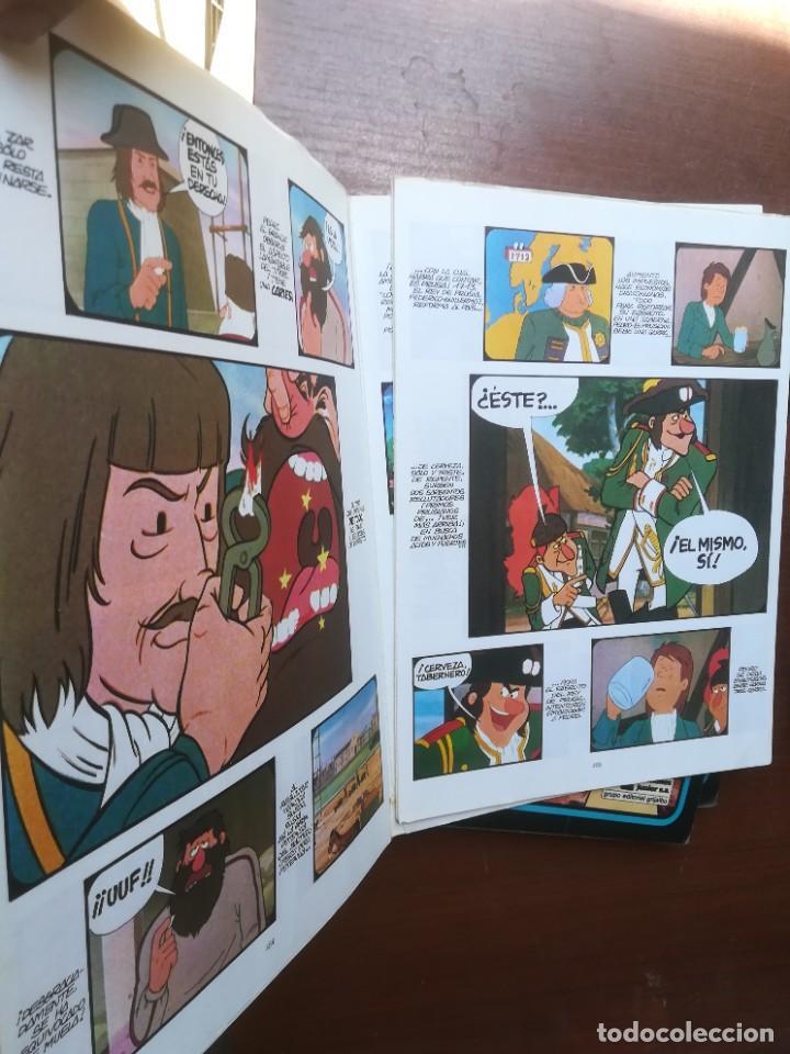 Cómics: ÉRASE UNA VEZ... EL HOMBRE - GRIJALBO - COLECCIÓN COMPLETA 13 REVISTAS - Foto 12 - 266319018