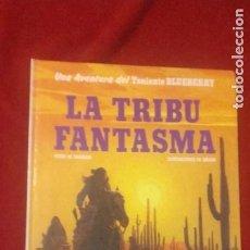 Comics : BLUEBERRY 21 - LA TRIBU FANTASMA - CHARLIER & GIRAUD - CARTONE. Lote 266367823