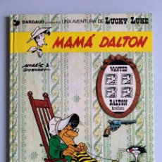 Comics : LUCKY LUKE - MAMA DALTON - GRIJALBO DARGAUD NUMERO 28. Lote 266576628