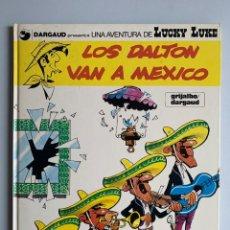 Cómics: LUCKY LUKE - LOS DALTON VAN A MEXICO - GRIJALBO DARGAUD NUMERO 8. Lote 266576843