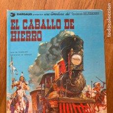 Cómics: TENIENTE BLUEBERRY 3 - EL CABALLO DE HIERRO - GRIJALBO - BUEN ESTADO. Lote 266840669