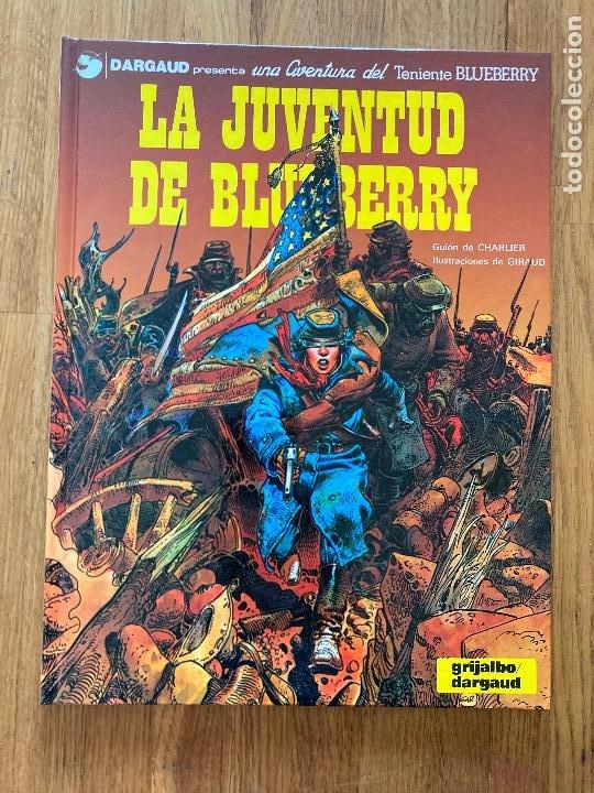 TENIENTE BLUEBERRY 12 - LA JUVENTUD DE BLUEBERRY - GRIJALBO - BUEN ESTADO (Tebeos y Comics - Grijalbo - Blueberry)