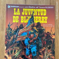 Fumetti: TENIENTE BLUEBERRY 12 - LA JUVENTUD DE BLUEBERRY - GRIJALBO - BUEN ESTADO. Lote 266845219