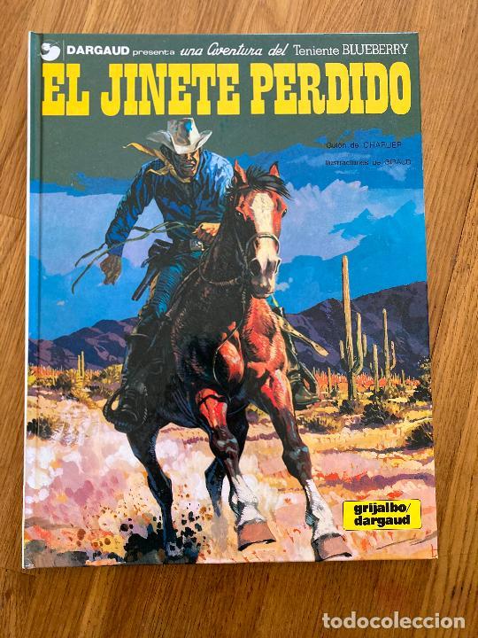 TENIENTE BLUEBERRY 19 - EL JINETE PERDIDO - GRIJALBO - BUEN ESTADO (Tebeos y Comics - Grijalbo - Blueberry)