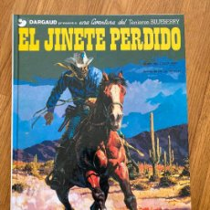Fumetti: TENIENTE BLUEBERRY 19 - EL JINETE PERDIDO - GRIJALBO - BUEN ESTADO. Lote 266849944
