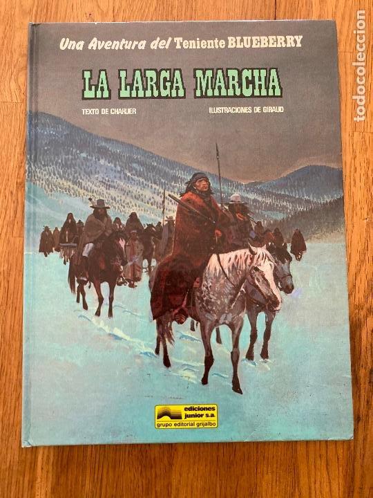 TENIENTE BLUEBERRY 20 - LA LARGA MARCHA - GRIJALBO - BUEN ESTADO (Tebeos y Comics - Grijalbo - Blueberry)