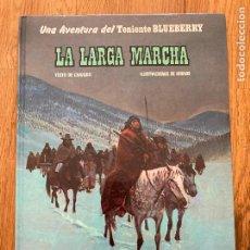 Fumetti: TENIENTE BLUEBERRY 20 - LA LARGA MARCHA - GRIJALBO - BUEN ESTADO. Lote 266850654